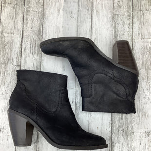 Primary Photo - BRAND: MOSSIMO , STYLE: BOOTS ANKLE , COLOR: BLACK , SIZE: 9.5 , SKU: 105-3221-11831