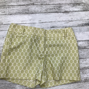 Primary Photo - BRAND: ANN TAYLOR LOFT O , STYLE: SHORTS , COLOR: GREEN , SIZE: 6 , SKU: 105-2768-21658