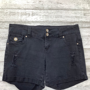 Primary Photo - BRAND:    CMD , STYLE: SHORTS , COLOR: BLACK DENIM , SIZE: 16 , SKU: 105-2252-101344