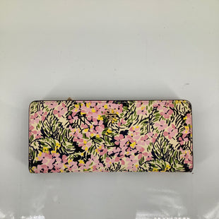 Primary Photo - BRAND: TORY BURCH , STYLE: WALLET , COLOR: FLORAL , SIZE: SMALL , SKU: 105-5023-112