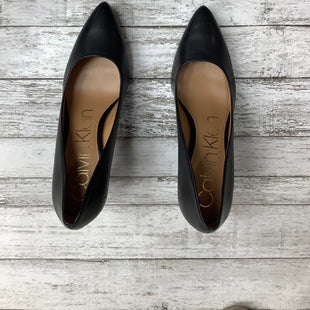 Primary Photo - BRAND: CALVIN KLEIN , STYLE: SHOES HIGH HEEL , COLOR: BLACK , SIZE: 10 , SKU: 105-4940-3097