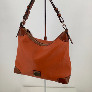 Primary Photo - BRAND: DOONEY AND BOURKE , STYLE: HANDBAG DESIGNER , COLOR: ORANGE , SIZE: MEDIUM , SKU: 105-5023-44