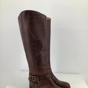 Primary Photo - BRAND: LUCKY BRAND , STYLE: BOOTS KNEE , COLOR: BROWN , SIZE: 8 , SKU: 105-4940-1904