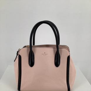 Primary Photo - BRAND: KATE SPADE , STYLE: HANDBAG DESIGNER , COLOR: PINKBLACK , SIZE: LARGE , SKU: 105-2768-31429
