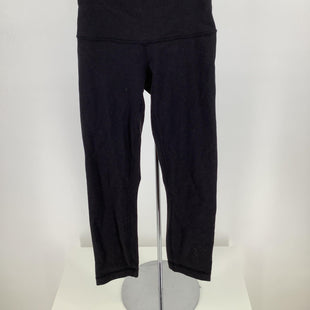 Primary Photo - BRAND: LULULEMON , STYLE: ATHLETIC CAPRIS , COLOR: BLACK , SIZE: 2 , SKU:
