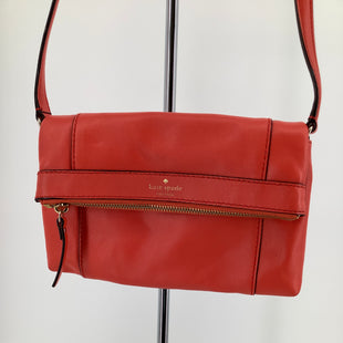 Primary Photo - BRAND: KATE SPADE , STYLE: HANDBAG DESIGNER , COLOR: CORAL , SIZE: SMALL , SKU: 105-4940-5958, CONDITION AS PICTURED