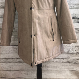 Primary Photo - BRAND: FLEET STREET , STYLE: COAT SHORT , COLOR: TAN , SIZE: S , SKU: 105-3221-3065