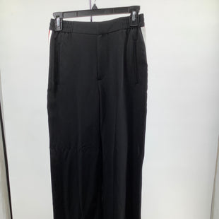 Primary Photo - BRAND: ZARA BASIC , STYLE: PANTS , COLOR: BLACK , SIZE: XS , SKU: 105-4189-3411