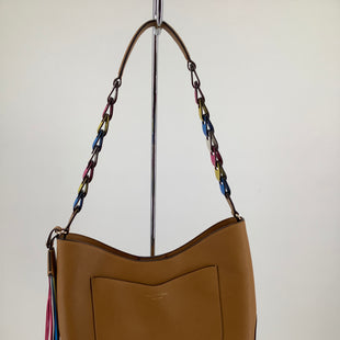 Primary Photo - BRAND: HENRI BENDEL , STYLE: HANDBAG DESIGNER , COLOR: CAMEL , SIZE: MEDIUM , SKU: 105-4940-6413