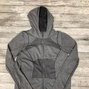 Primary Photo - BRAND: ZELLA , STYLE: ATHLETIC JACKET , COLOR: GREY , SIZE: M , SKU: 105-5023-143