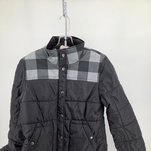 Primary Photo - BRAND: EDDIE BAUER , STYLE: COAT SHORT , COLOR: BLACK , SIZE: M , SKU: 105-4940-5876