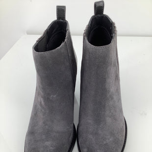 Primary Photo - BRAND: NINE WEST , STYLE: BOOTS ANKLE , COLOR: CHARCOAL , SIZE: 6.5 , SKU: 105-4605-10081