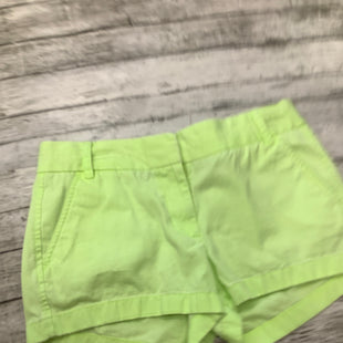 Primary Photo - BRAND: J CREW , STYLE: SHORTS , COLOR: NEON , SIZE: 6 , SKU: 105-4178-29266