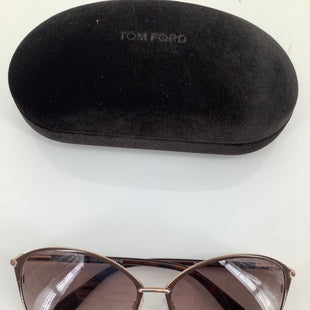 Primary Photo - BRAND: TOM FORD , STYLE: SUNGLASSES , COLOR: BLACK , SKU: 105-5023-500