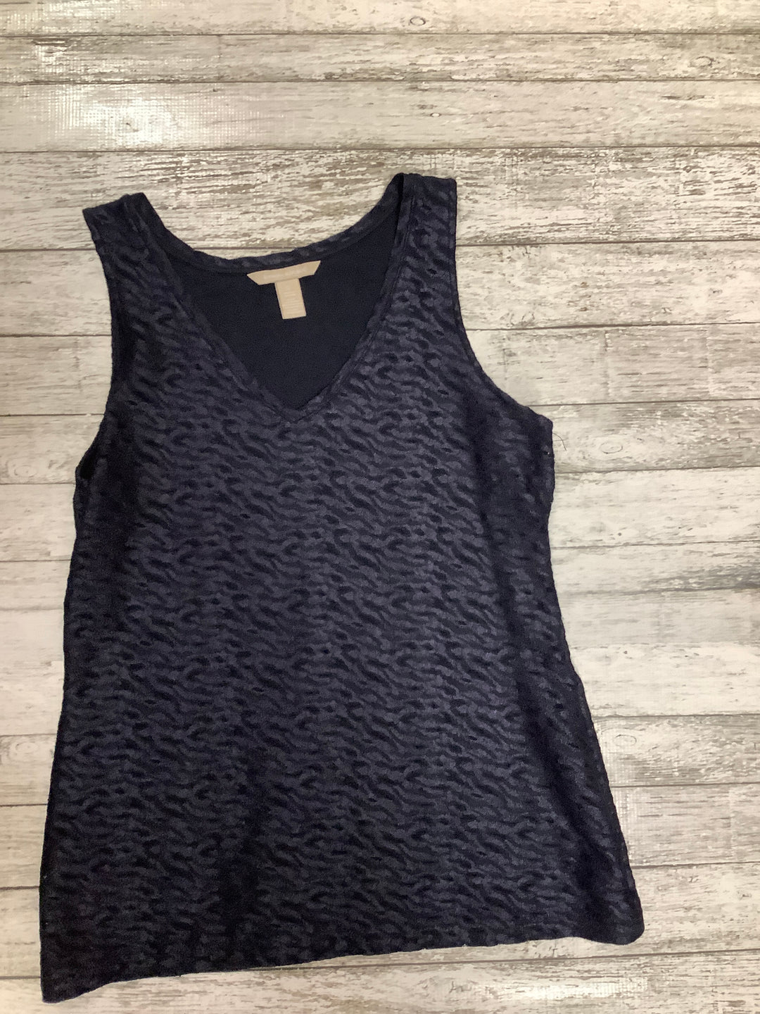 Primary Photo - brand: banana republic , style: top sleeveless , color: navy , size: s , sku: 105-4178-28257