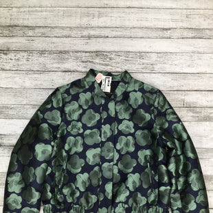 Primary Photo - BRAND: BANANA REPUBLIC , STYLE: JACKET OUTDOOR , COLOR: BLUE GREEN , SIZE: S , SKU: 105-4605-8070