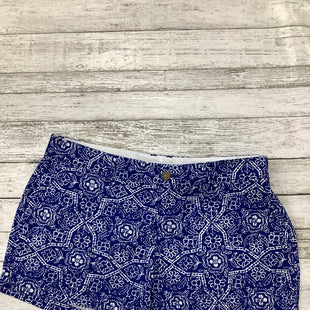 Primary Photo - BRAND: OLD NAVY , STYLE: SHORTS , COLOR: BLUE WHITE , SIZE: 10 , SKU: 105-4605-3211