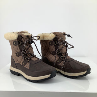 Primary Photo - BRAND: BEARPAW , STYLE: BOOTS ANKLE , COLOR: BROWN , SIZE: 7 , SKU: 105-4940-3882