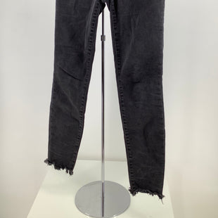 Primary Photo - BRAND: MADEWELL , STYLE: PANTS , COLOR: BLACK , SIZE: 27 , SKU: 105-4189-3522