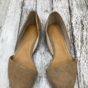 Primary Photo - BRAND: J CREW , STYLE: SHOES FLATS , COLOR: TAN , SIZE: 7 .5, SKU: 105-3221-13639