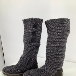 Primary Photo - BRAND: UGG , STYLE: BOOTS DESIGNER , COLOR: GREY , SIZE: 7 , SKU: 105-2768-30345
