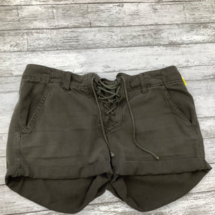 Primary Photo - BRAND: FREE PEOPLE , STYLE: SHORTS , COLOR: OLIVE , SIZE: 6 , SKU: 105-3752-30314