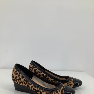 Primary Photo - BRAND: COLE-HAAN , STYLE: SHOES FLATS , COLOR: ANIMAL PRINT , SIZE: 6 , SKU: 105-4605-6878
