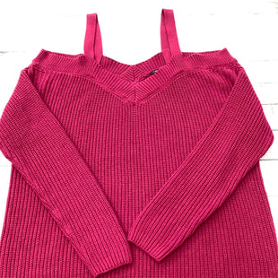 Primary Photo - BRAND: TORRID , STYLE: SWEATER , COLOR: PINK , SIZE: 1X , OTHER INFO: NEW! , SKU: 105-4940-1435