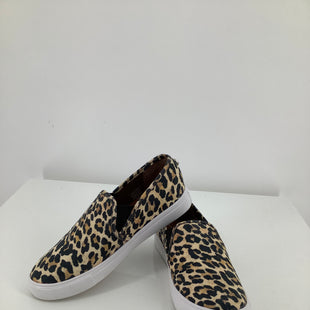 Primary Photo - BRAND: STEVE MADDEN , STYLE: SHOES FLATS , COLOR: ANIMAL PRINT , SIZE: 6 , SKU: 105-5023-194