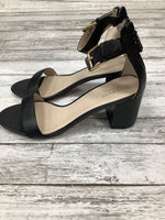 Photo #1 - BRAND: COLE-HAAN , STYLE: SHOES HIGH HEEL , COLOR: BLACK , SIZE: 7.5 , OTHER INFO: NEW! , SKU: 105-4940-3650