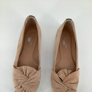 Primary Photo - BRAND: DR SCHOLLS , STYLE: SHOES FLATS , COLOR: PEACH , SIZE: 6.5 , SKU: 105-4605-9446