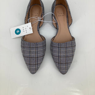Primary Photo - BRAND: A NEW DAY , STYLE: SHOES FLATS , COLOR: HOUNDSTOOTH , SIZE: 6 , OTHER INFO: NEW! , SKU: 105-4940-6373
