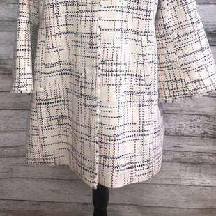 Primary Photo - BRAND: BANANA REPUBLIC , STYLE: COAT LONG , COLOR: CHECKED , SIZE: XL , SKU: 105-3221-8061