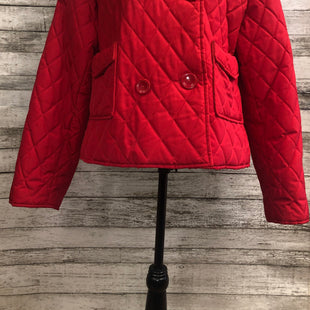 Primary Photo - BRAND:    CMD , STYLE: COAT SHORT , COLOR: RED , SIZE: M , OTHER INFO: RED COAT - , SKU: 105-3221-4493