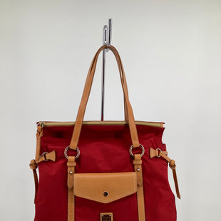 Primary Photo - BRAND: DOONEY AND BOURKE , STYLE: HANDBAG DESIGNER , COLOR: RED , SIZE: LARGE , OTHER INFO: FALL REVEAL , SKU: 105-4189-1770
