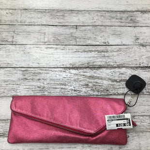 Primary Photo - BRAND: HENRI BENDEL , STYLE: CLUTCH , COLOR: PINK , SKU: 105-4940-1942