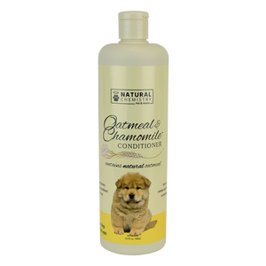 Oatmeal & Chamomile Grooming Products