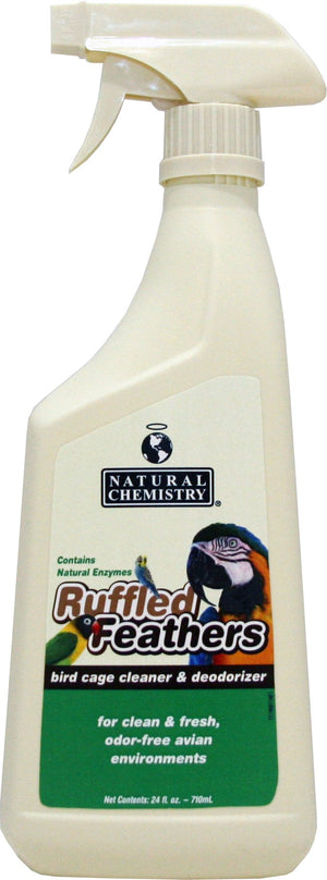 Ruffled Feathers Bird Cage Cleaner & Deodorizer