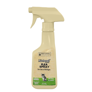 Natural Flea Spray for Cats - Spray - Natural Chemistry - Miracle Corp