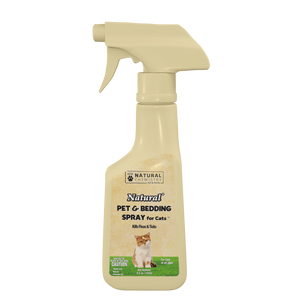Natural Pet & Bedding Spray for Cats - Spray - Natural Chemistry - Miracle Corp