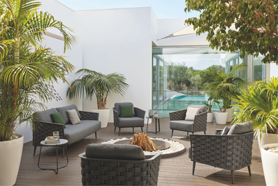 Seven luxury garden furniture ideas and styles for Summer 2020