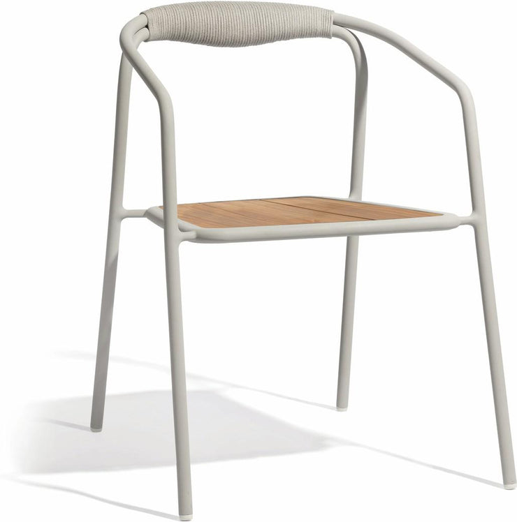Manutti Duo Chair Flint Rope