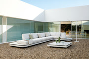 Elements sofa outside