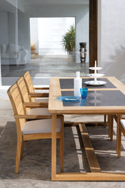 Manutti Siena Garden Dining Table 152