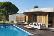 Manutti Furniture on Terrace by pool