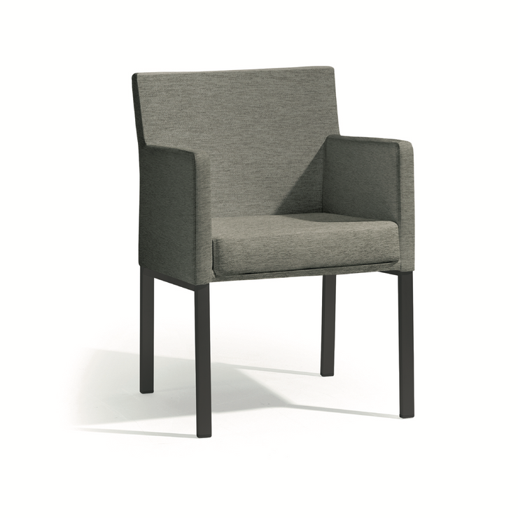 Manutti Liner Dining Chair Lava