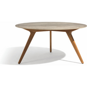 Manutti Torsa Round Dining table 148