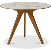 Manutti Torsa Round High Dining Table 100