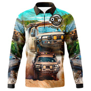 [PRE ORDER] DMW FISHING SHIRTS - ADULT