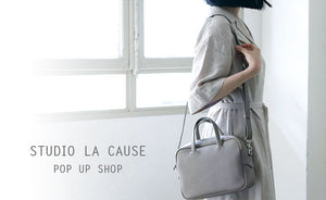 STUDIO LA CAUSE POP UP SHOP